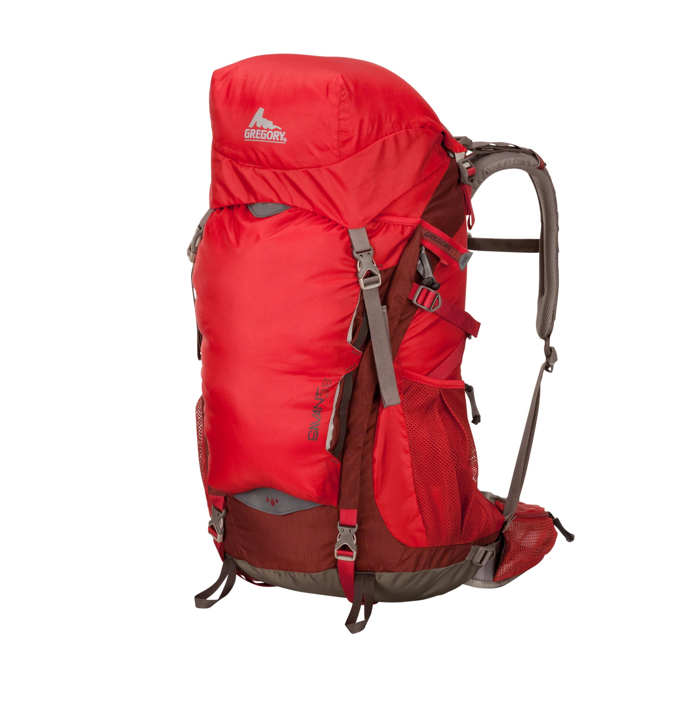 Gregory Savant 38 Cinder Cone Red-30