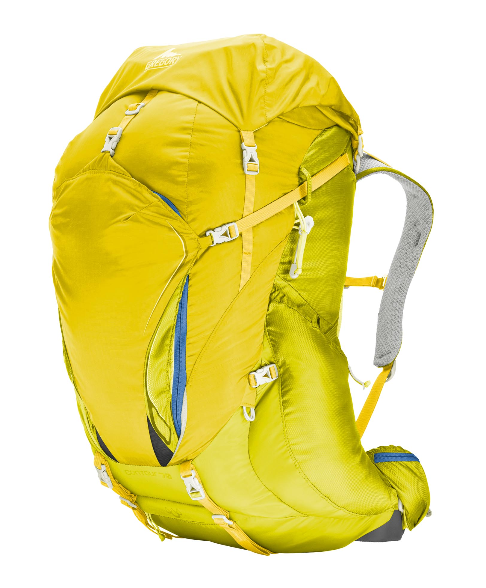 Gregory Contour 70 Electric Yellow-30