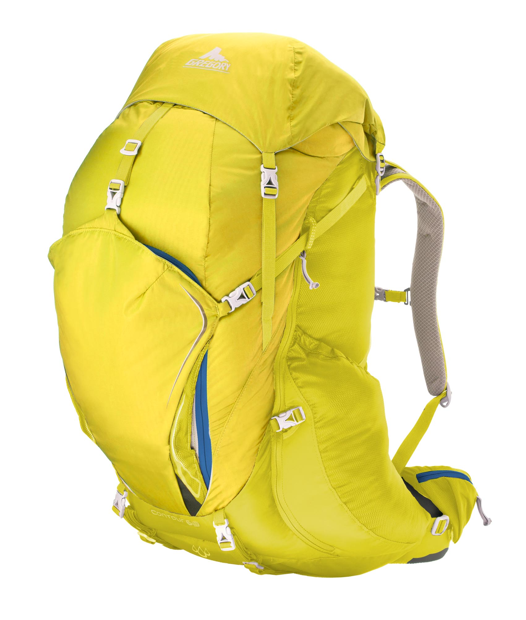 Gregory Contour 60 Electric Yellow-30