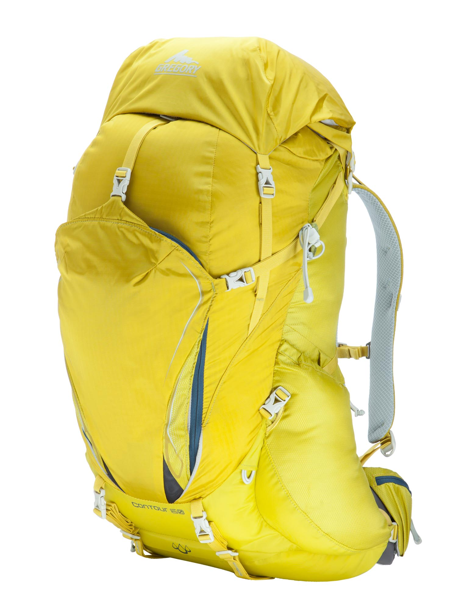 Gregory Contour 50 Electric Yellow-30