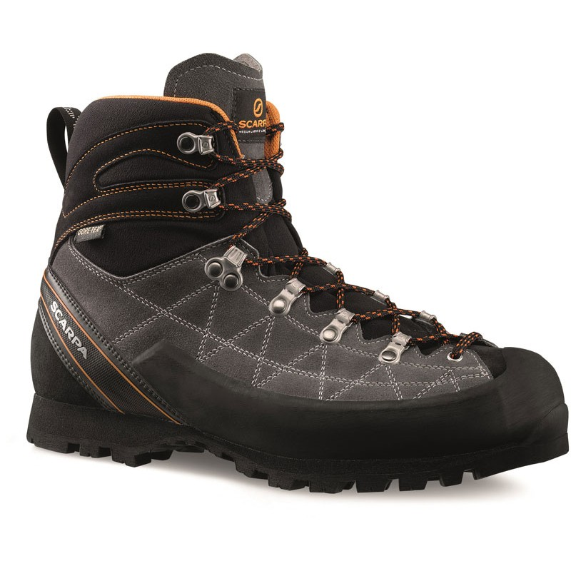 Scarpa - R/Evo Revolution Pro Gtx Smoke-Orange - Hiking Boots - 42,5