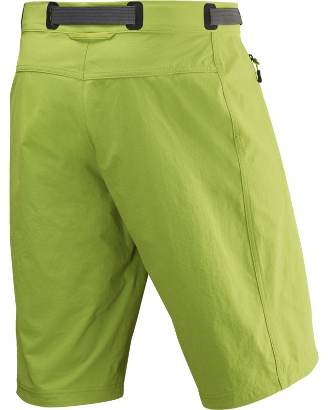 Haglofs Lizard Shorts Men Lime Green/Glow Green-30