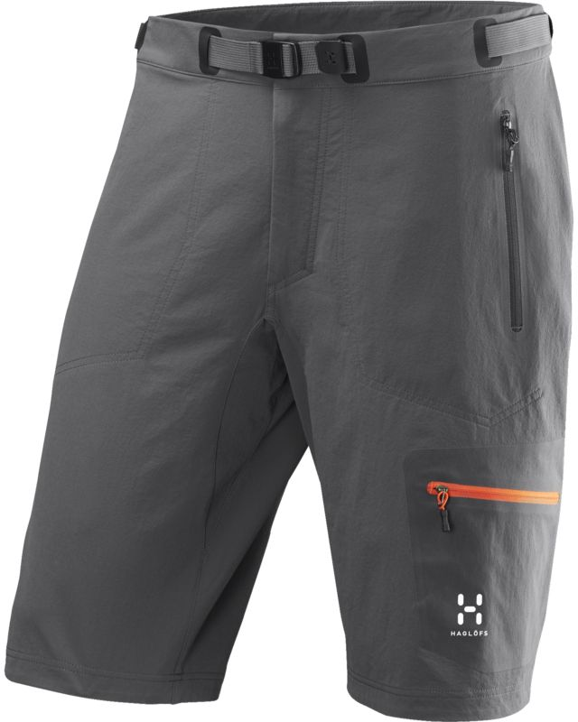 Haglofs Lizard Shorts Men Magnetite-30