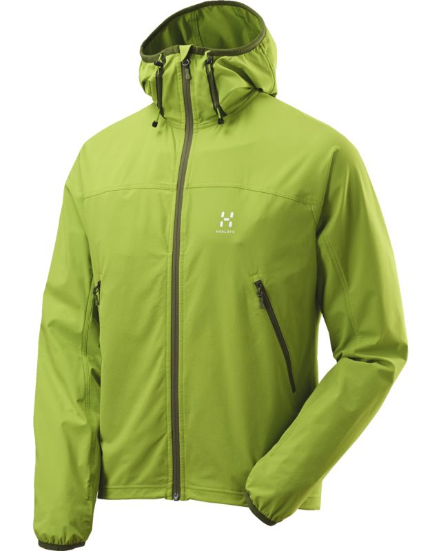 Haglofs Boa Hood Men Lime Green-30
