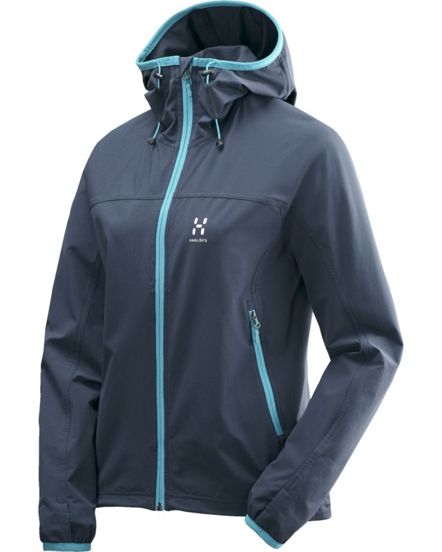 Haglofs Boa Hood Women Deep Blue-30