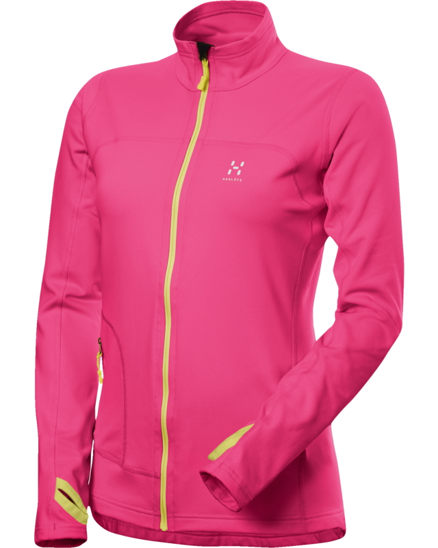 Haglofs Stem Q Jacket Cosmic Pink-30