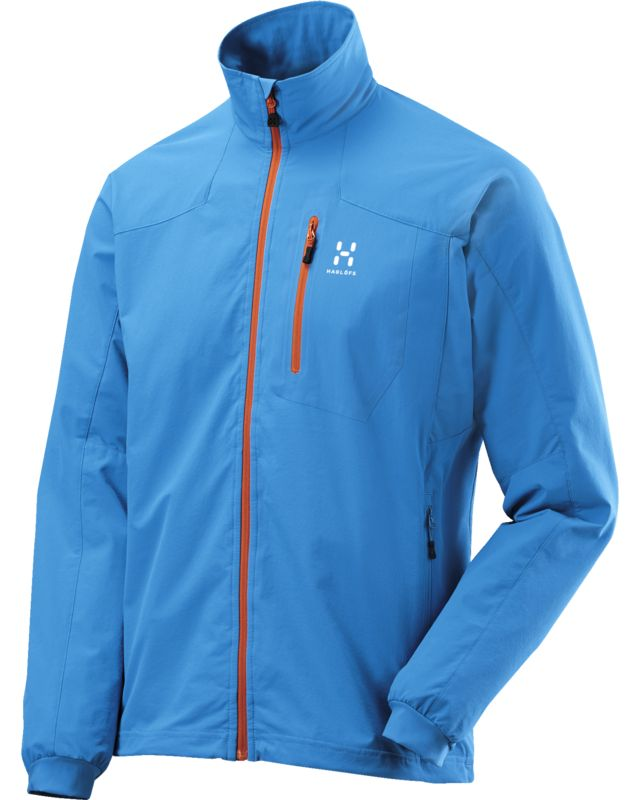 Haglofs Lizard Jacket Men Gale Blue-30