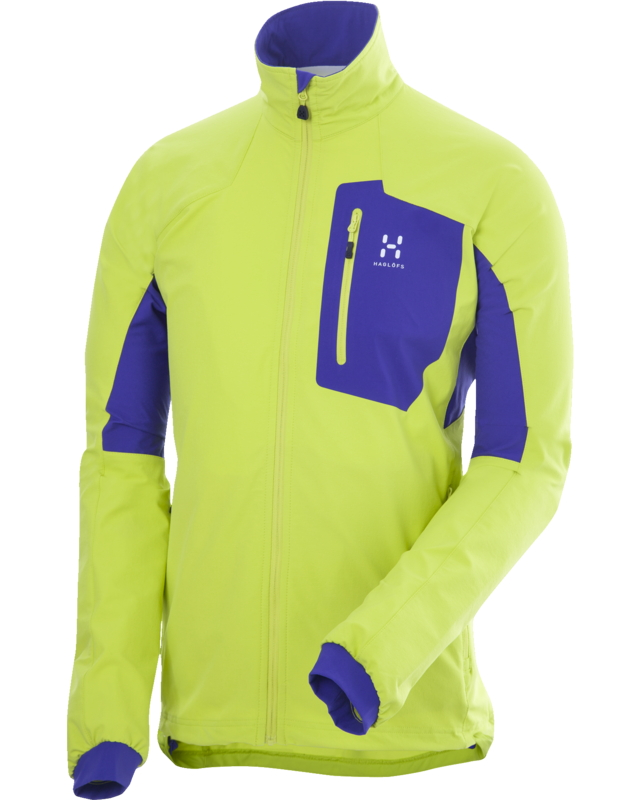 Haglofs Lizard Jacket FireFly/Noble Blue-30