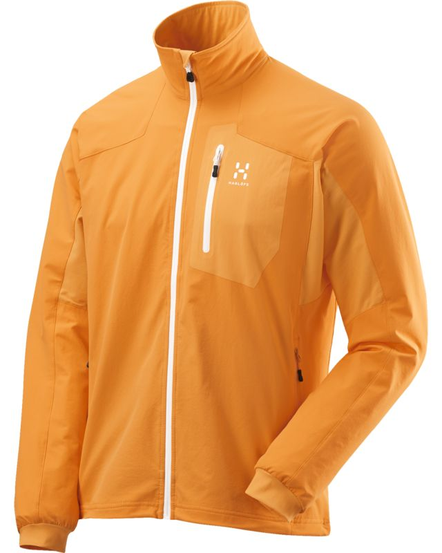 Haglofs Lizard Jacket Men Saffron/Sun-30