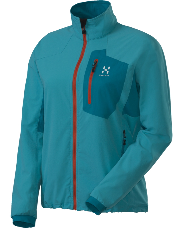 Haglofs Lizard Q Jacket Bluebird-30