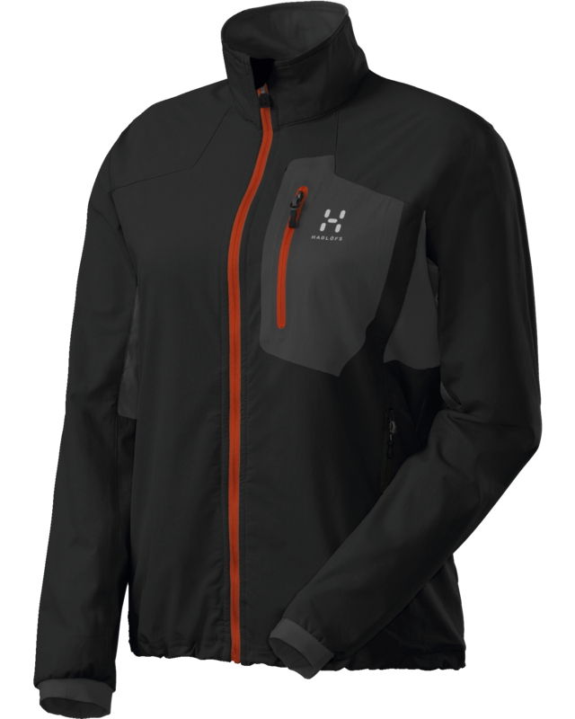 Haglofs Lizard Q Jacket True Black-30