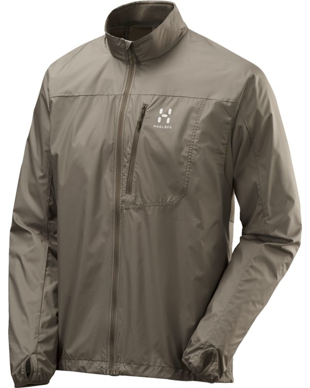 Haglofs Shield Jacket Men Driftwood-30