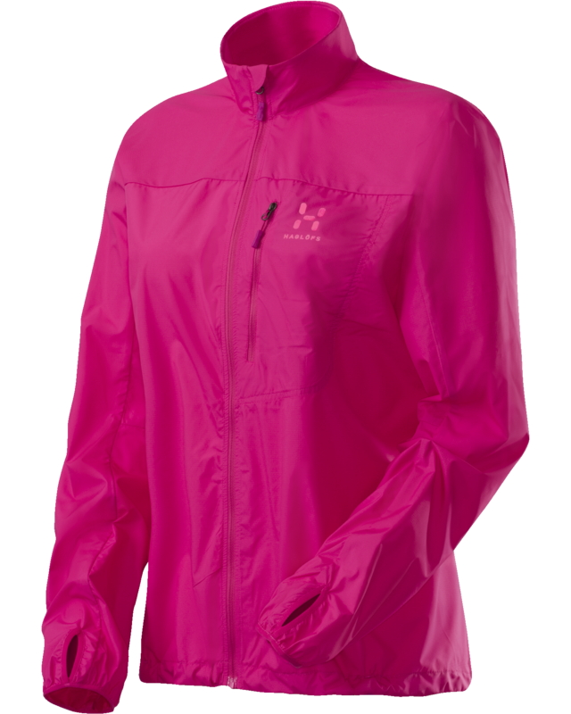 Haglofs Shield Q Jacket Cosmic Pink-30