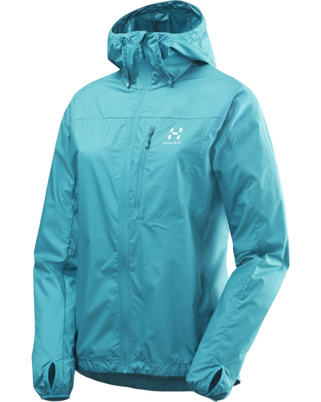Haglofs Shield Hood Women Peacock-30