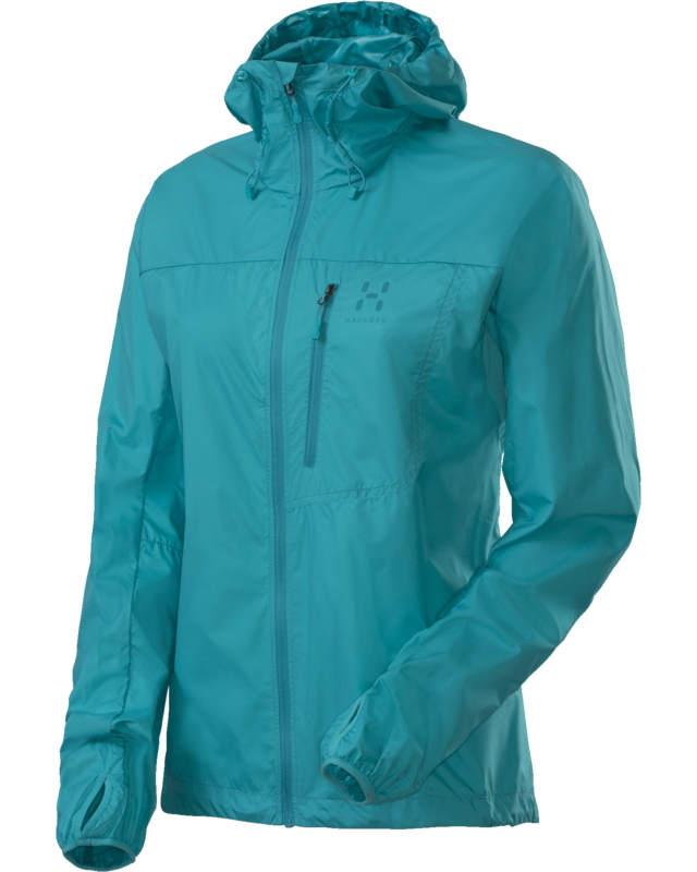 Haglofs Shield Q Hood Bluebird-30