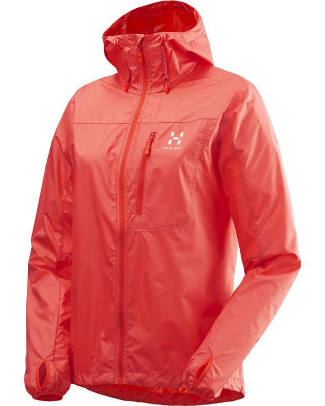 Haglofs Shield Hood Women Carnelia-30