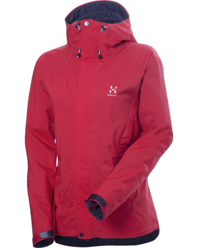 Haglofs Velum II Q Jacket Real Red-30