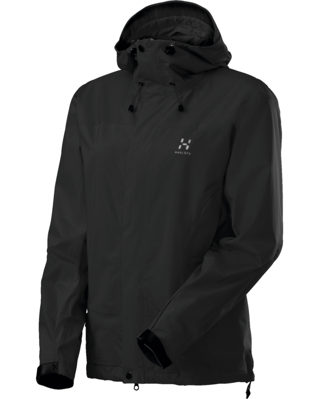 Haglofs Velum II Q Jacket True Black-30