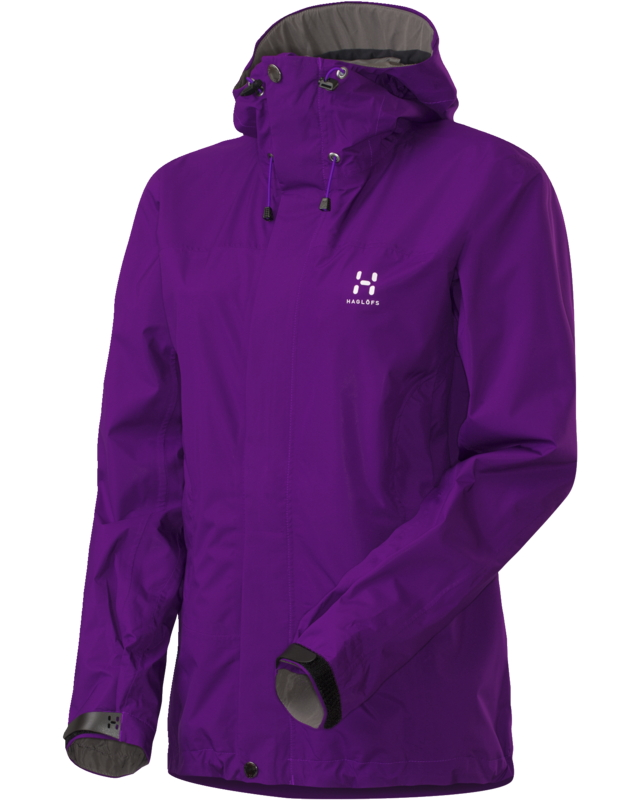 Haglofs Velum II Q Jacket Imperial Purple-30