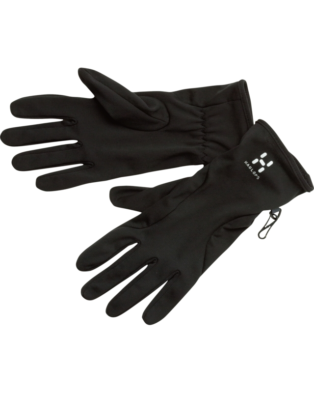 Haglofs Actives Liner Glove True Black-30