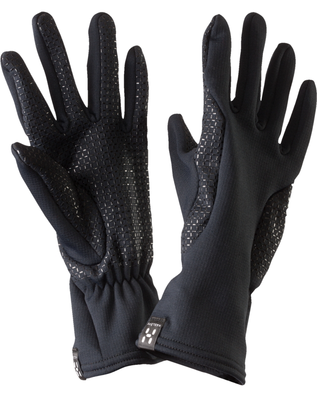 Haglofs Stem Grepp Glove True Black-30