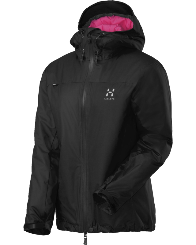 Haglofs Qanir Q Jacket True Black-30