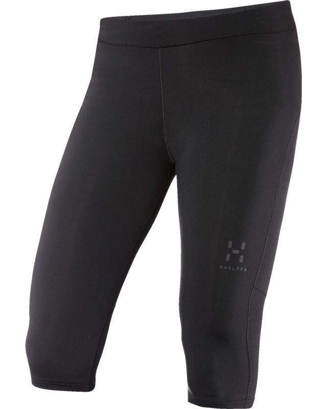 Haglofs Puls Knee Tight Women True Black-30