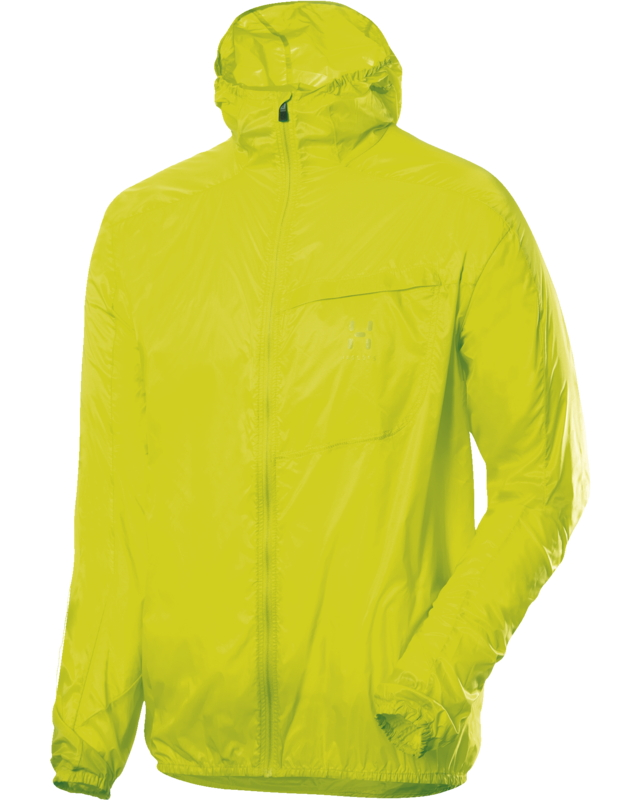 Haglofs Shield Comp Hood FireFly-30