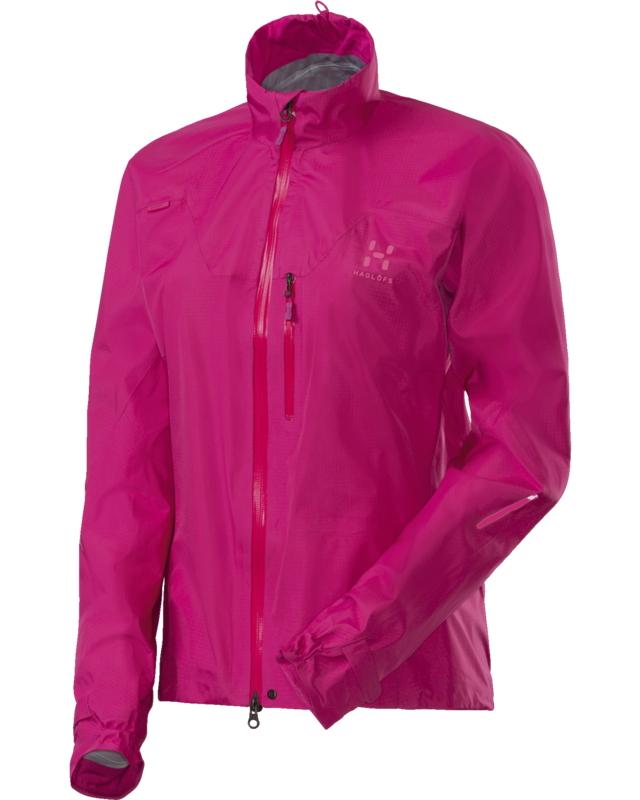 Haglofs Scramble Q Jacket Cosmic Pink-30
