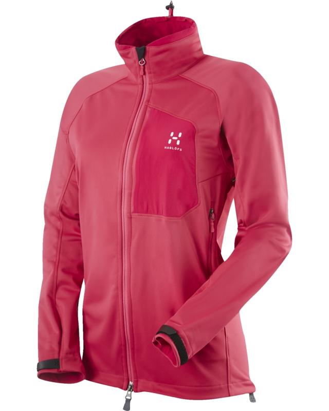 Haglofs Ulta Q Jacket Volcanic Pink-30