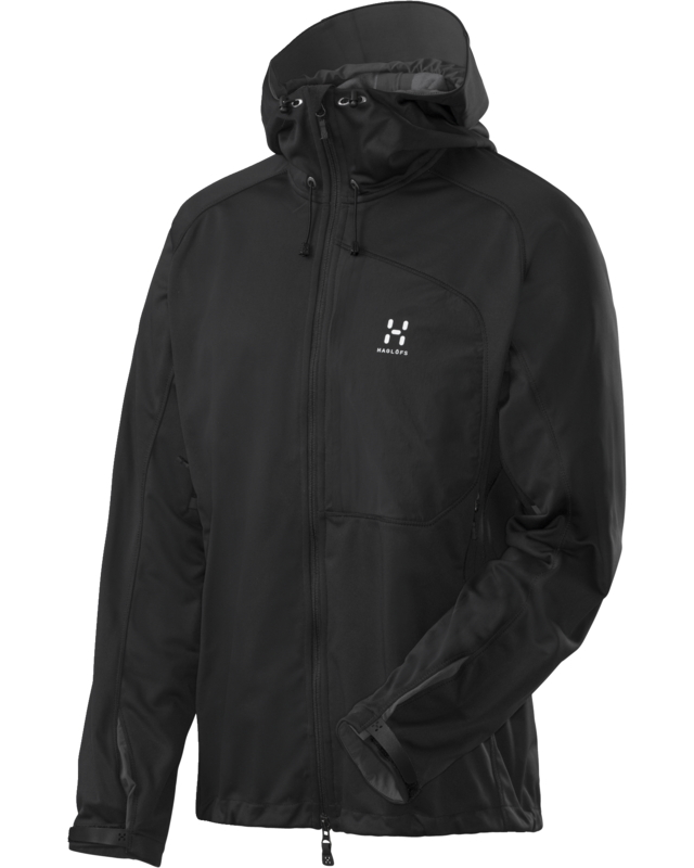 Haglofs Ulta Hood True Black-30