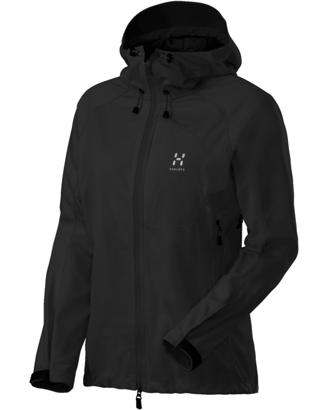 Haglofs Ulta Q Hood True Black-30
