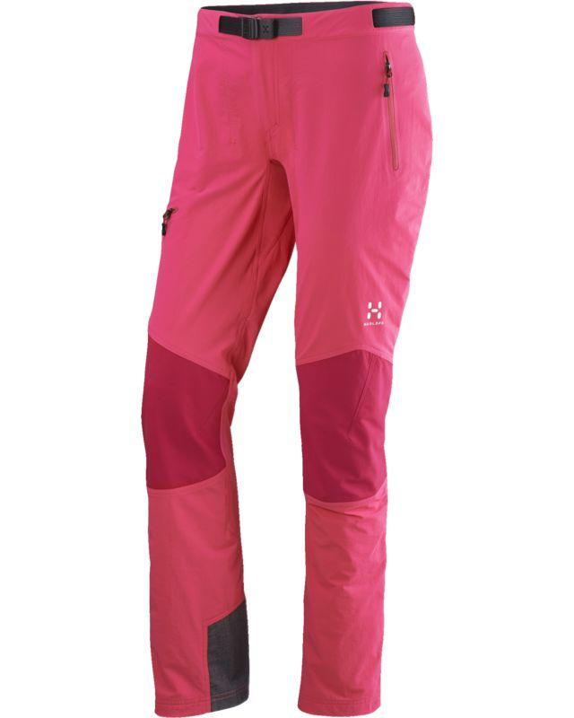 Haglofs Skarn Pant Women Cosmic Pink/Volcanic-30