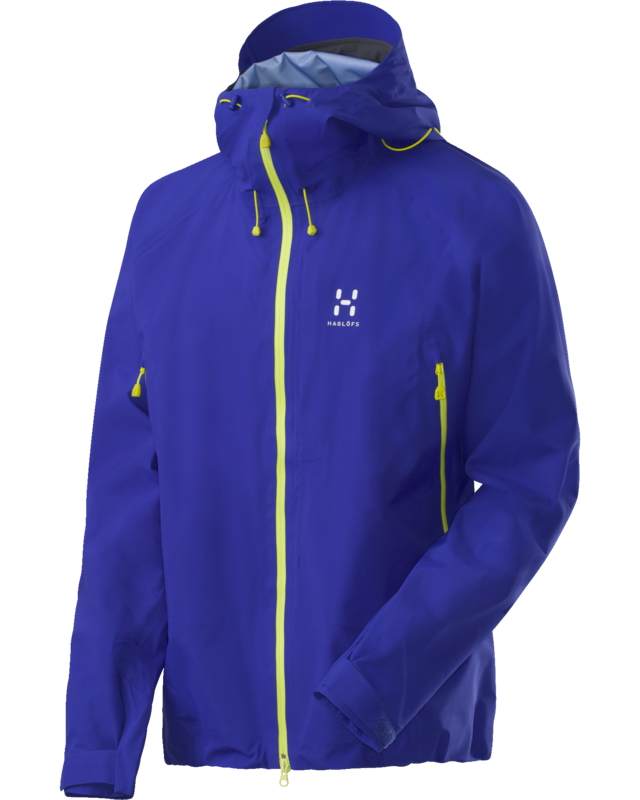 Haglofs Roc Jacket Noble Blue-30