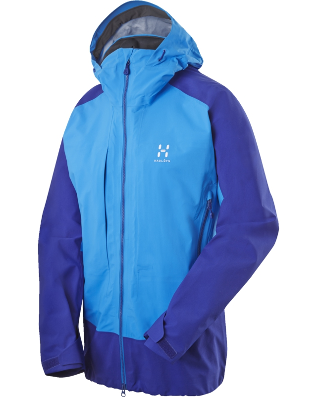 Haglofs Roc Hard Jacket Noble Blue/Gale Blue-30