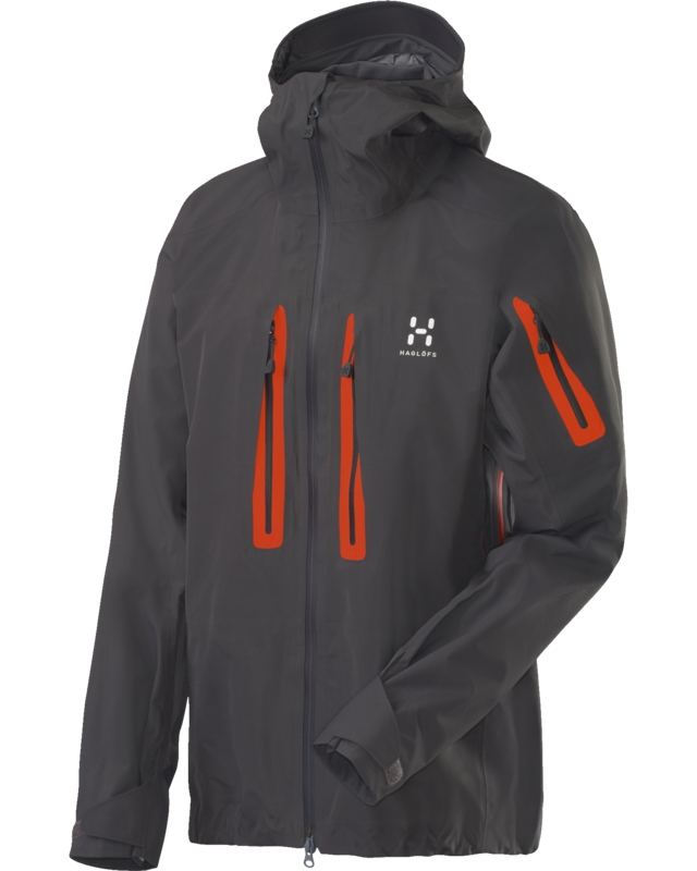 Haglofs Roc High Jacket Magnetite-30