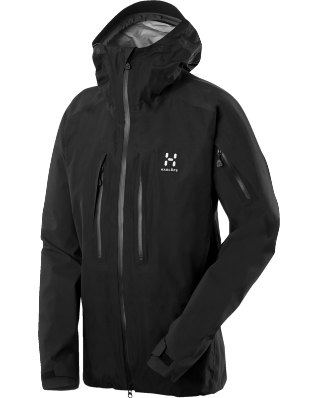 Haglofs Roc High Jacket True Black-30