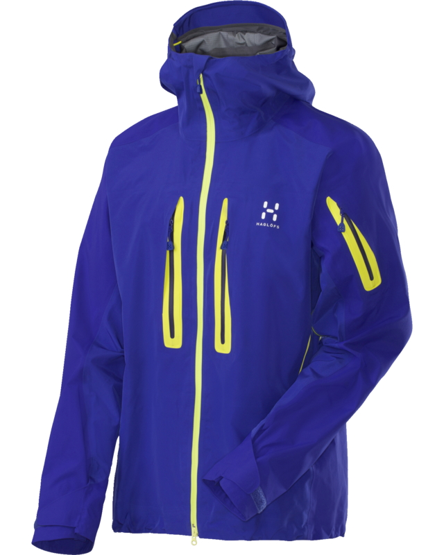 Haglofs Roc High Jacket Noble Blue-30