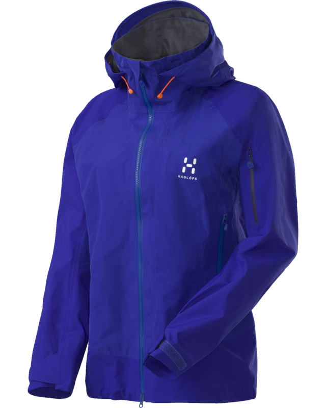 Haglofs Roc Q High Jacket Noble Blue-30