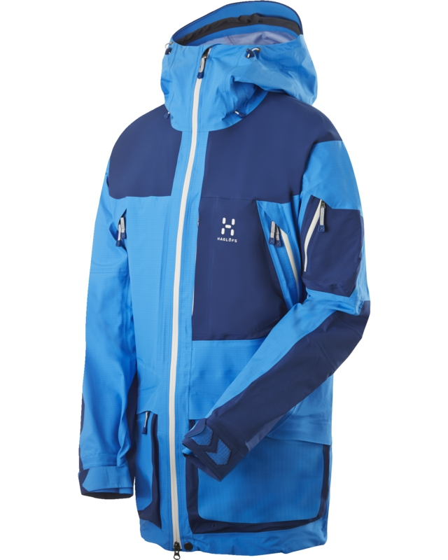 Haglofs Vassi II Jacket Gale Blue/Hurricane Blue-30