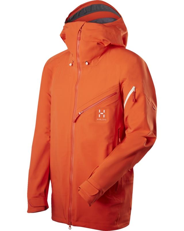 Haglofs Couloir Pro Jacket Dynamite-30