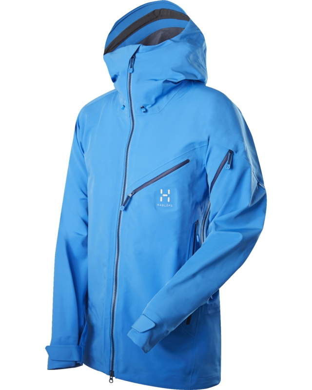 Haglofs Couloir Pro Jacket Gale Blue-30