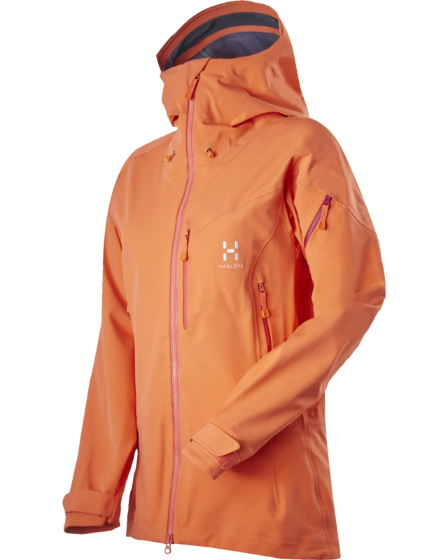Haglofs Couloir Pro Q Jacket Firecracker-30