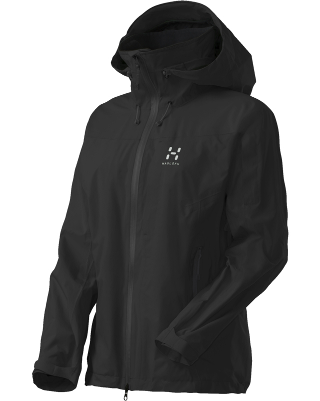 Haglofs Skra Q Jacket True Black-30