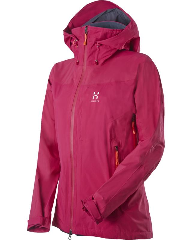 Haglofs Skra Q Jacket Volcanic Pink-30