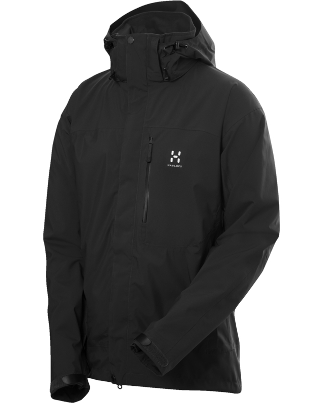 Haglofs Incus II Jacket True Black-30