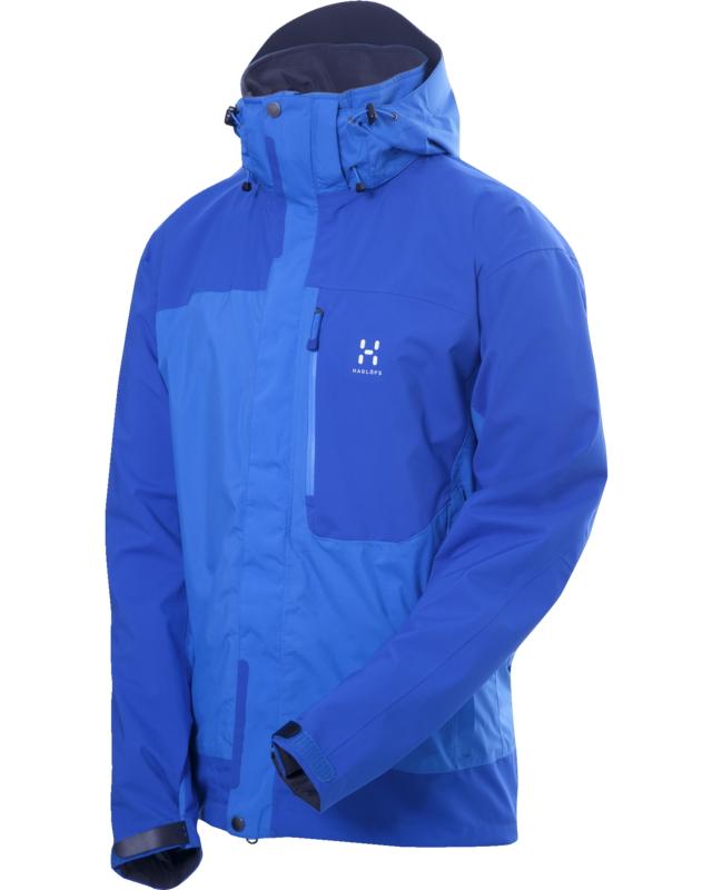 Haglofs Incus II Jacket Gale Blue/Storm Blue-30