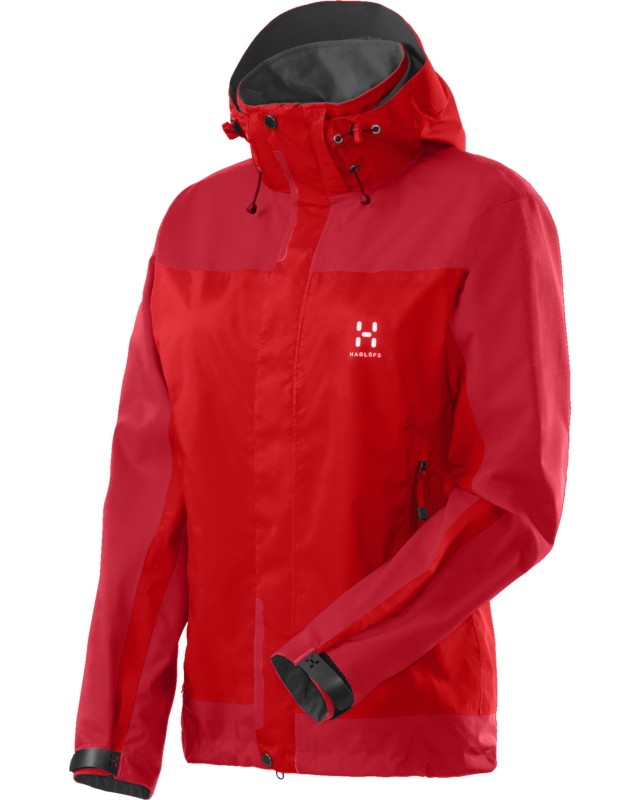 Haglofs Incus II Q Jacket Real Red-30