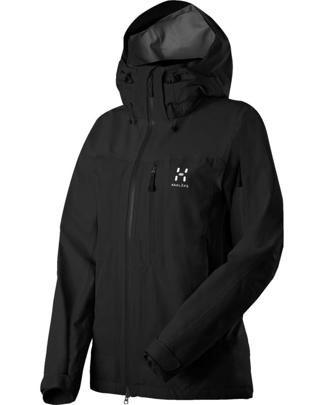 Haglofs Verte II Q Jacket True Black/True Black-30