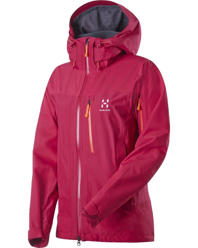 Haglofs Verte II Q Jacket Volcanic Pink-30